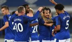 الاتحاد الاوروبي يغرم ايفرتون على خلفية احداث مباراة ليون