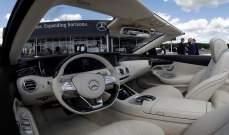 مرسيدس تسحب 16 ألف سيارة من الأسواق