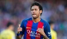 سكاي تؤكد اقتراب خروج نيمار من برشلونة