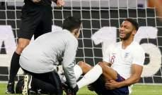 انكلترا تفقد جهود غوميز للاصابة