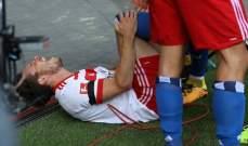 مولر يخضع لعملية جراحية ناجحة في ركبته