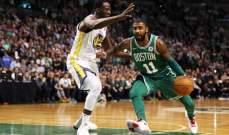 بوسطن سيلتيكس يفرض سيطرته على NBA ويفوز على غولدن ستايت واريرز