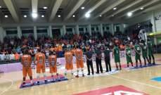 ابرز ردود الفعل بعد فوز الهومنتمن أمام الحكمة في بطولة لبنان لكرة السلة