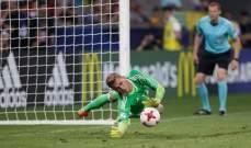 بولرسبك: لم أدرك فوز ألمانيا بعد صدّي ركلة الجزاء