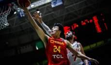 الصين تحجز مقعدها في مباراة تحديد المركز الخامس و السادس