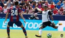 شكوك حول مشاركة موريللو نجم فالنسيا امام برشلونة
