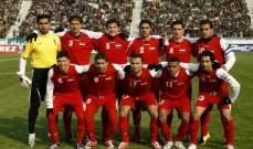 ودياً: المنتخب السوري يفوز على ماليزيا
