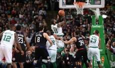 NBA : سقوط بوسطن وفوز تورنتو وهيوستن يرفع الضغط على الواريرز