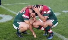 لبنان للركبي يخسر في ربع نهائي كأس العالم امام جزر التونغا