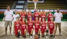 بطولة آسيا للسيدات: لبنان الى الدور ربع النهائي بعد فوزه على سنغافورة