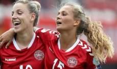 سيدات الدنمارك يتمردن من اجل مطالبهن