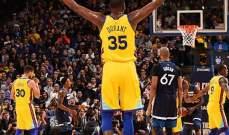 NBA: الواريرز يفوز على مينسوتا قبل مواجهة بوسطن