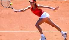 التصنيف العالمي للاعبات التنس: تقدم موغوروزا