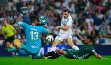 الغاء هدف بيتيس في الدقيقة 89 قرار صحيح من حكم اللقاء امام ريال مدريد