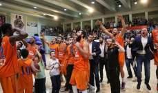 خاص:الهومنتمن الاكثر تسجيلا للنقاط والثلاثيات في اياب الدوري اللبناني