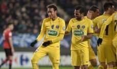 باريس يستعرض أمام رين بسداسية ويتأهل إلى الدور الـ16 لكأس فرنسا