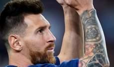 الدوري الاسباني : 9 اهداف لميسي 9 اهداف لريال مدريد