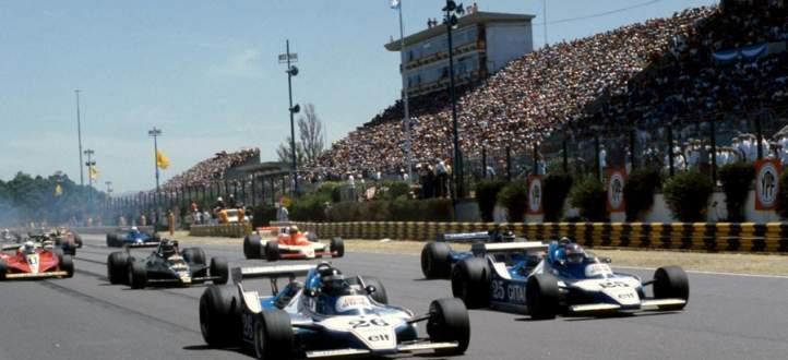 في مثل هذا اليوم من عام 1979 إنسحب 9 سائقين من اللفة الأولى في السباق الأرجنتيني