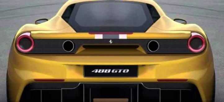 فيراري تلمح لإطلاق طراز 488 GTO
