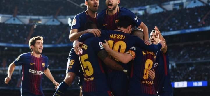برشلونة يتباهى بأحداث اسبوعه الاخير !