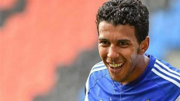 أحمد حمودي يعود لتدريبات الأهلي