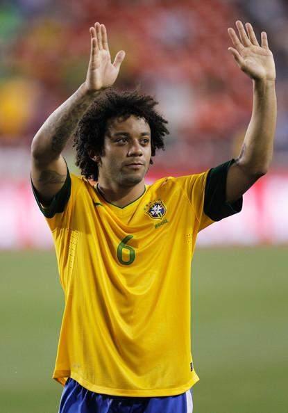 مارسيلو : البرازيل قادرة على هزم اسبانيا في الاولمبياد