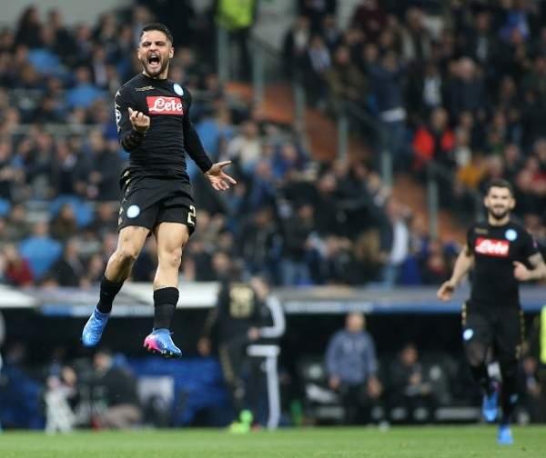 انسيني : نابولي سيقدم مباراة ممتعة أمام الريال