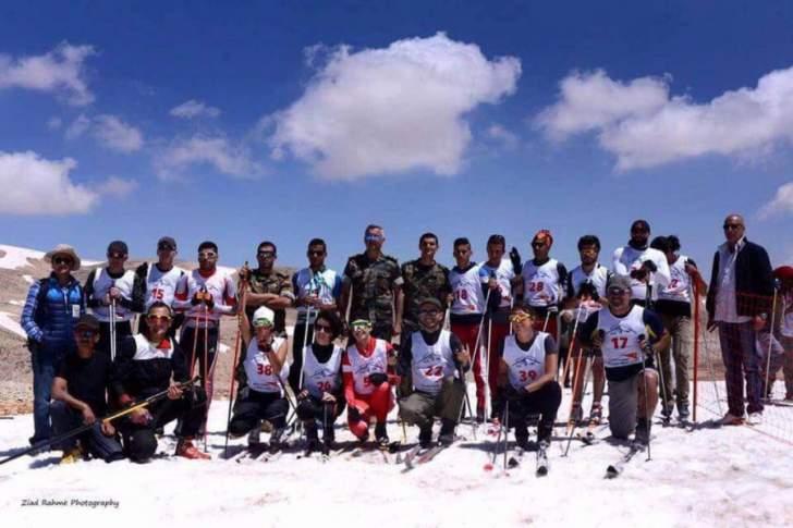 بطولة الصيف في التزلج الحر في جبل المكمل