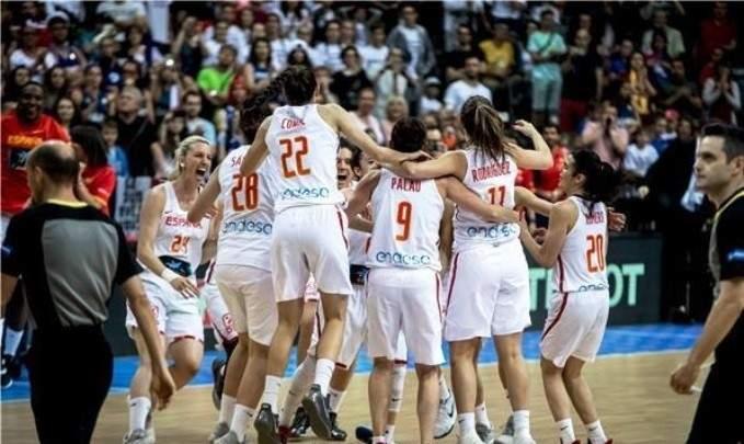 الإسبانية ألبا تورينس افضل لاعبة في بطولة أوروبا لكرة السلة