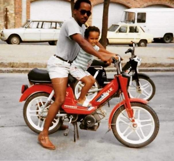 لويس هاميلتون يُعايد والده