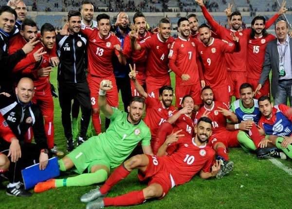 لبنان يؤكد تفوقه على منافسيه ويحقق الفوز على هونغ كونغ
