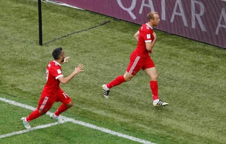 روسيا تقص شريط كأس القارات بفوز تاريخي أمام أنظار بوتين