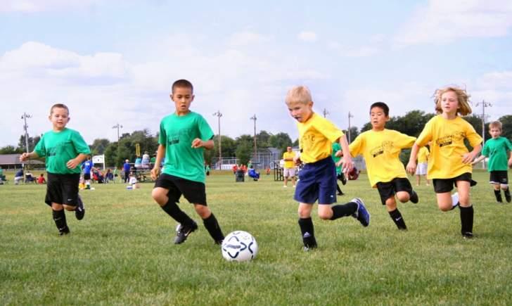 الإحماء يقلل من نسبة الإصابات عند الأطفال