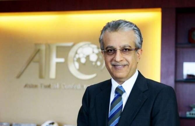الشيخ سلمان: رفع عدد منتخبات كأس العالم يصب في مصلحة الكرة الآسيوية