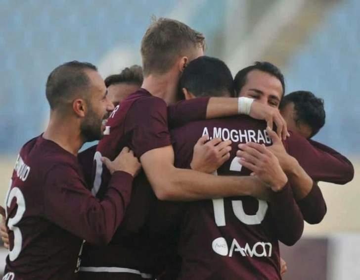 النجمة يقصي طرابلس من كأس لبنان ويتأهل للمربع الذهبي