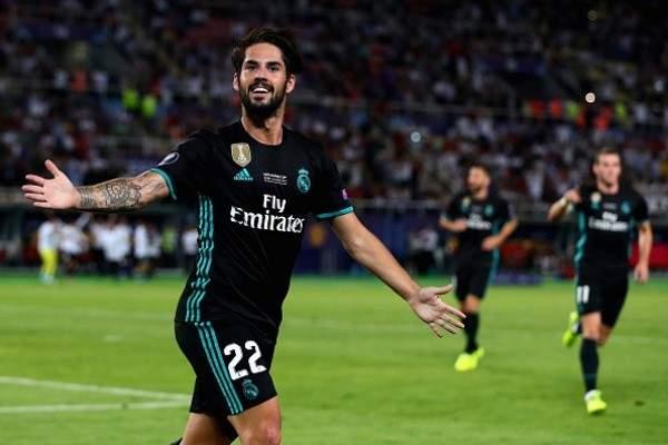 ريال مدريد يرّوض الشياطين الحمر ويحرز لقب كأس السوبر الاوروبي