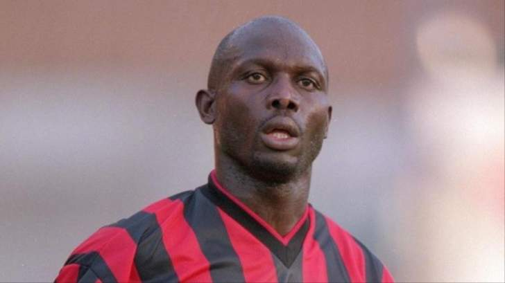 انتخاب أفضل لاعب في العالم رئيسا لدولة ليبيريا