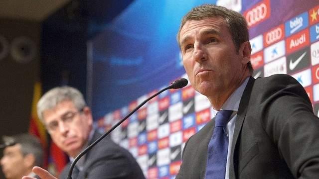 فيرنانديز : لا نتخيل برشلونة من دون ميسي