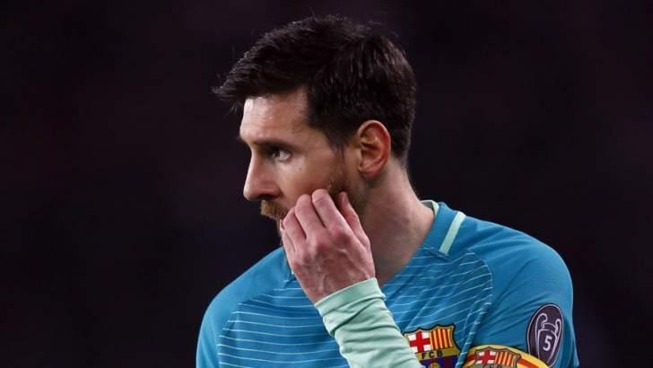 الموندو: ميسي منزعج من مباراة باريس سان جيرمان
