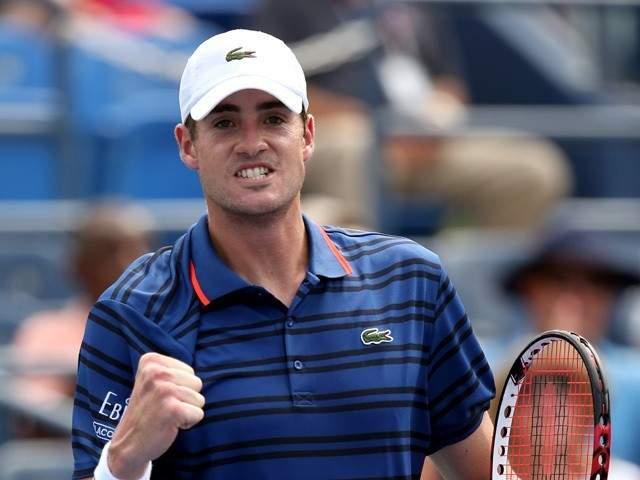 ايسنر يودع بطولة شنغهاي المفتوحة