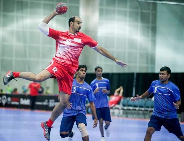 70 لاعبا يشاركون في كرة اليد بالأولمبياد الخاص في أبوظبي 2018