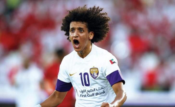 عموري يدخل المنافسة على جائزة أفضل لاعب في آسيا