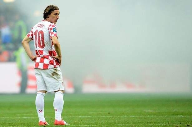 مودريتش أفضل لاعب كرواتي للعام 2016