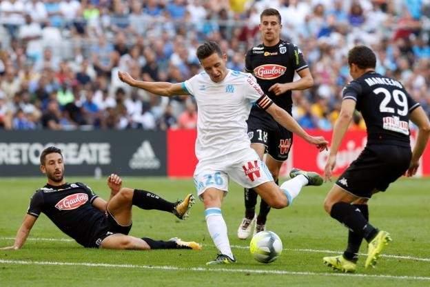 الدوري الفرنسي: مارسيليا يتعادل أمام أنجيه
