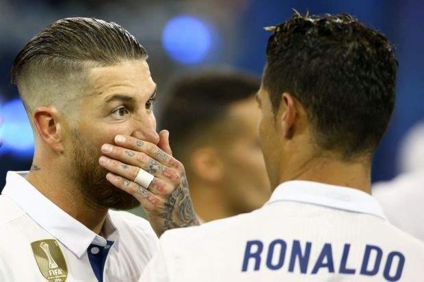 راموس يتصل برونالدو من اجل اقناعه بالاستمرار مع الريال