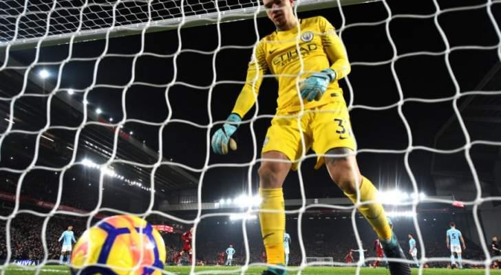 هكذا هزم ليفربول مان سيتي والحق به الهزيمة الاولى هذا الموسم في الدوري