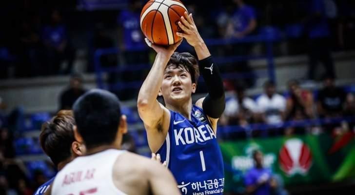 خاص : كوريا الجنوبية الاكثر تسجيلا في الدور ربع النهائي لاسيا 2017