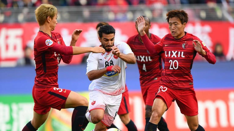 3623178 1541236475 - كاشيما يهزم بيرسبوليس في ذهاب نهائي دوري أبطال آسيا