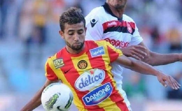 5909018 1539583586 - انيس البدري بديل الشعلالي في مباراة الاياب بين تونس والنيجر